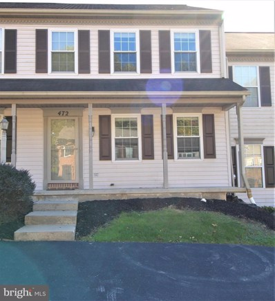 472 Rockwood Drive, Elizabethtown, PA 17022 - #: PALA142506