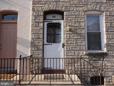 122 Nevin Street, Lancaster, PA 17603 - #: PALA142856