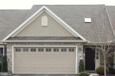 1354 Willow Creek Drive, Manheim, PA 17545 - #: PALA143852