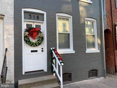 518 Spruce Street, Lancaster, PA 17603 - #: PALA156694