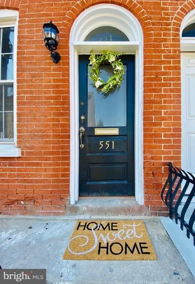 551 W Vine Street, Lancaster, PA 17603 - #: PALA158980