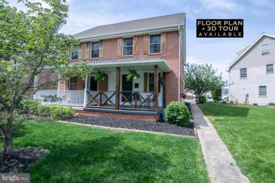 1019 E Walnut Street, Lancaster, PA 17602 - #: PALA163000
