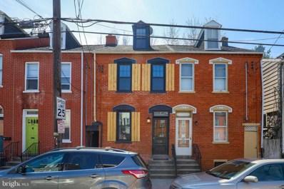 536 1\/2- E Chestnut Street, Lancaster, PA 17602 - #: PALA163090