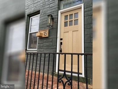 15 S Mary Street, Lancaster, PA 17603 - #: PALA164198