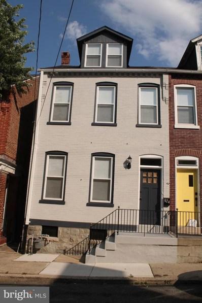 624 W Vine Street, Lancaster, PA 17603 - #: PALA166020