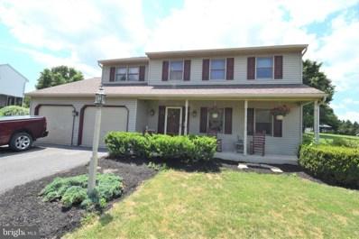 505 Woodcrest Drive, Lancaster, PA 17602 - #: PALA166036