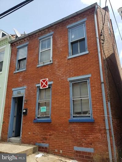512 Saint Joseph Street, Lancaster, PA 17603 - #: PALA166312