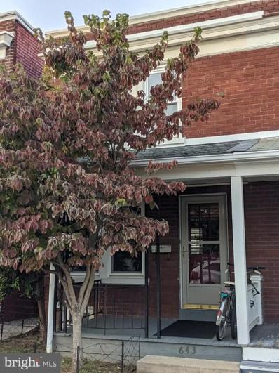 643 George Street, Lancaster, PA 17603 - MLS#: PALA171440
