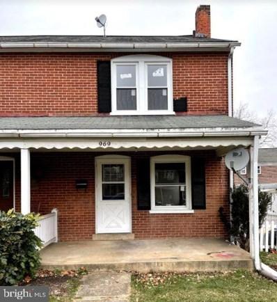 969 Center Avenue, Lancaster, PA 17601 - #: PALA175300