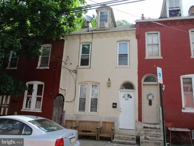 345 Beaver Street, Lancaster, PA 17603 - #: PALA176602