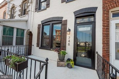 748 E Fulton Street, Lancaster, PA 17602 - #: PALA179836