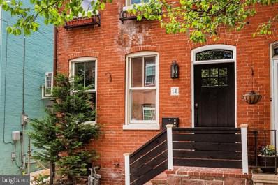 18 E New Street, Lancaster, PA 17602 - #: PALA180560