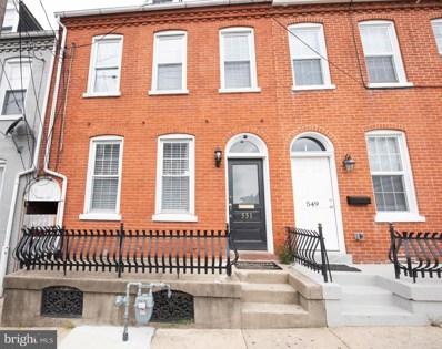 551 W Vine Street, Lancaster, PA 17603 - #: PALA180942