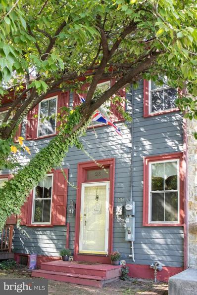28 E Front Street, Marietta, PA 17547 - MLS#: PALA183346