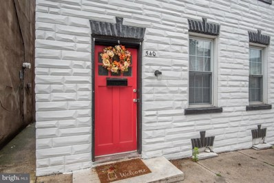 540 Saint Joseph Street, Lancaster, PA 17603 - #: PALA183482