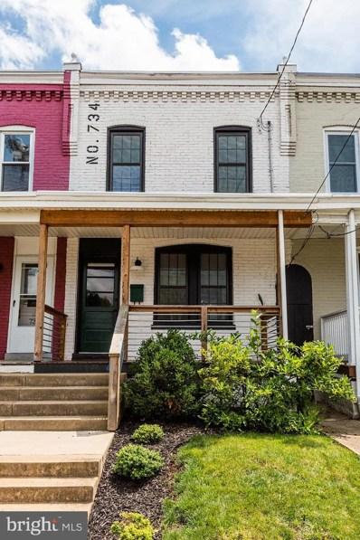 734 E Walnut Street, Lancaster, PA 17602 - #: PALA2001588