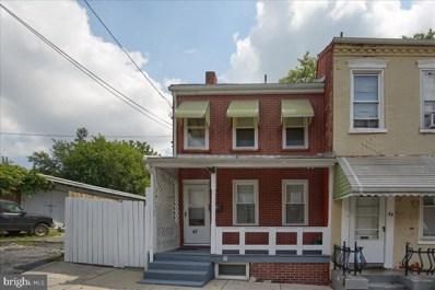 47 Old Dorwart Street, Lancaster, PA 17603 - #: PALA2001848