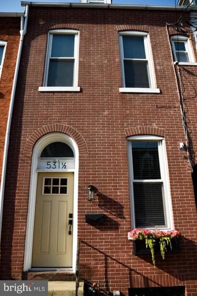 531-1\/2 W King Street, Lancaster, PA 17603 - #: PALA2002054