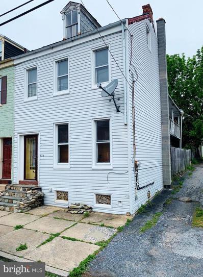 613 1ST Street, Lancaster, PA 17603 - #: PALA2006566