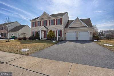 8 Manor Circle, Palmyra, PA 17078 - #: PALN104822