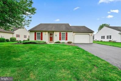 8 Scenic Drive, Myerstown, PA 17067 - #: PALN106828