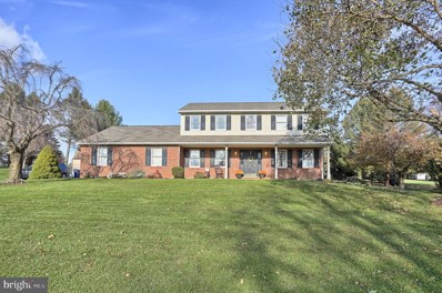 125 Country Club View Drive, Lebanon, PA 17042 - #: PALN109810