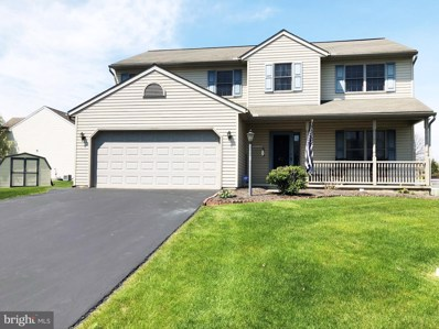 42 Wheatland Drive, Myerstown, PA 17067 - #: PALN112764