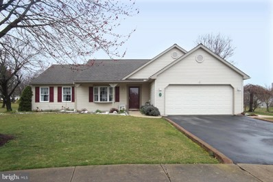 14 Brookside Circle, Myerstown, PA 17067 - #: PALN113282