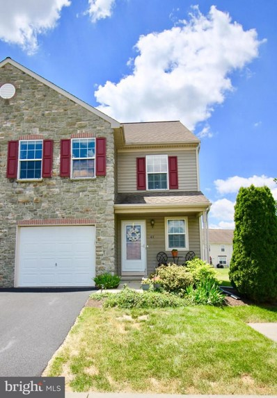 67 Harvest Mill Lane, Palmyra, PA 17078 - MLS#: PALN114390