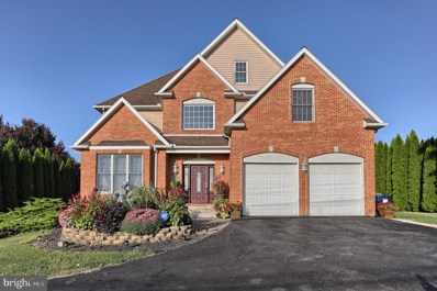 1407 S Forge Road, Palmyra, PA 17078 - #: PALN115870
