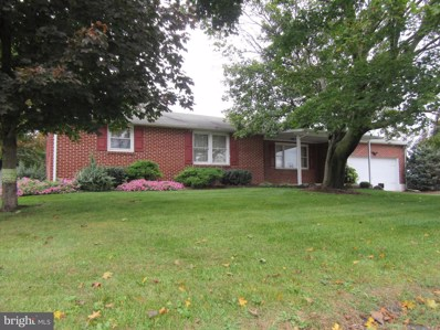 525 W Washington Avenue, Myerstown, PA 17067 - #: PALN116274