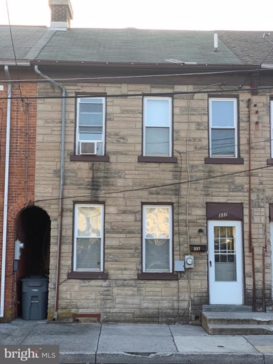 337 N 14TH Street, Lebanon, PA 17046 - MLS#: PALN116484