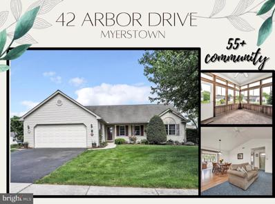 42 Arbor Drive, Myerstown, PA 17067 - #: PALN119506