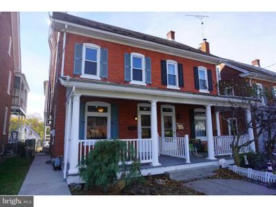 228 Cherry Street, East Greenville, PA 18041 - MLS#: PAMC105302