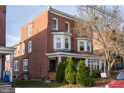 108 W Fornance Street, Norristown, PA 19401 - #: PAMC186536