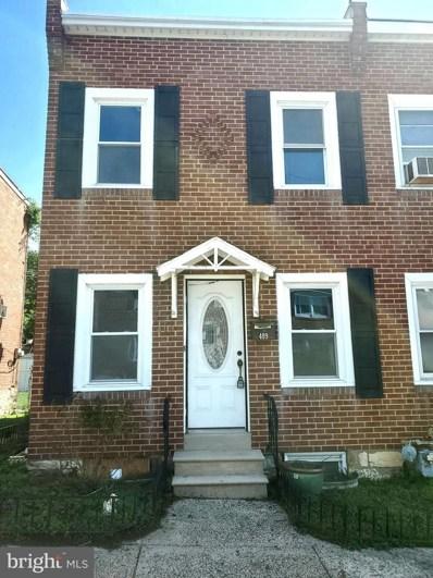 409 E Basin Street, Norristown, PA 19401 - #: PAMC2000268