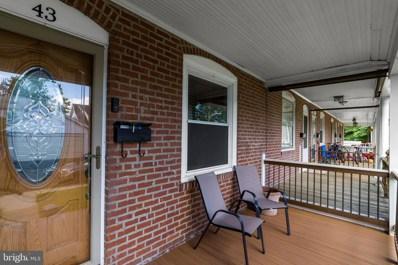 43 Fairview Avenue, Lansdale, PA 19446 - #: PAMC2000758