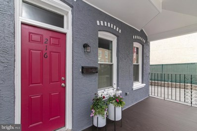 216 E Chestnut Street, Norristown, PA 19401 - #: PAMC2002436