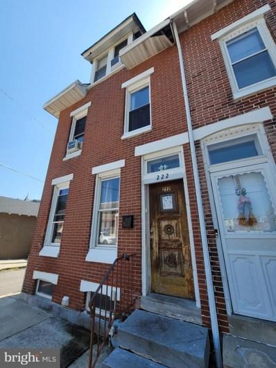 222 Knox Street, Norristown, PA 19401 - #: PAMC2002796
