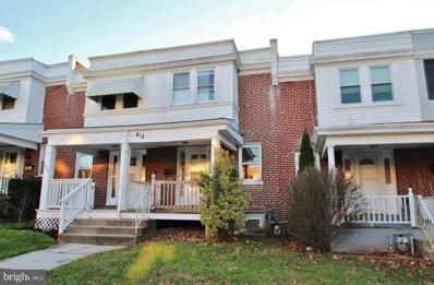418 W Warren Street, Norristown, PA 19401 - MLS#: PAMC249940