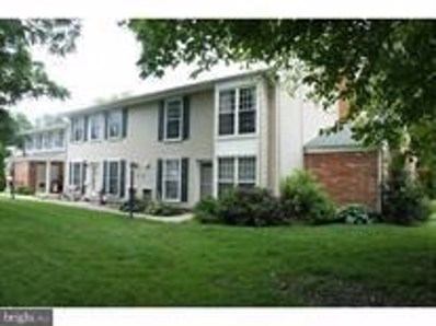 1108 Middleton Place UNIT 1108, Norristown, PA 19403 - MLS#: PAMC285272