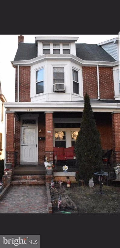 212 W Wood Street, Norristown, PA 19401 - #: PAMC373496