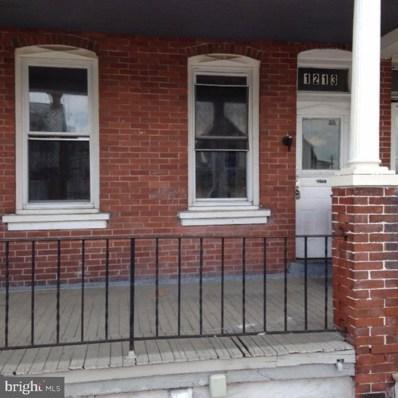 1213 Willow Street, Norristown, PA 19401 - #: PAMC553082
