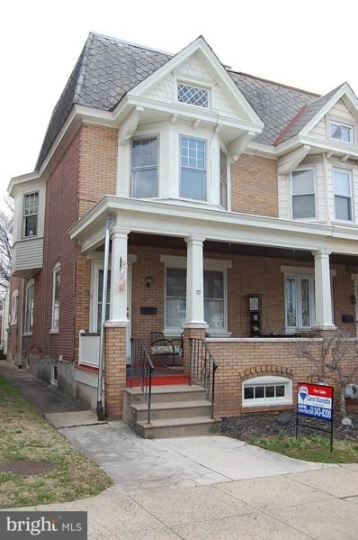 17 E Brown Street, Norristown, PA 19401 - #: PAMC553108