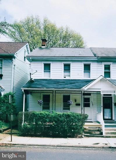 124 S Franklin Street, Pottstown, PA 19464 - #: PAMC555794
