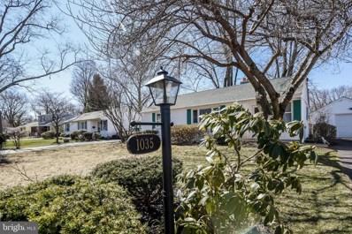 1035 Thrush Lane, Audubon, PA 19403 - #: PAMC556094