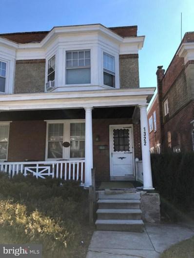 1322 Pine Street, Norristown, PA 19401 - #: PAMC556878