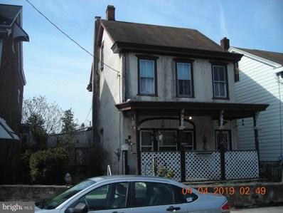 36 W 3RD Street, Pottstown, PA 19464 - #: PAMC602588