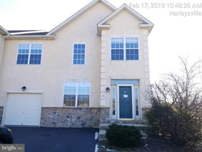 393 Manor Circle, Harleysville, PA 19438 - #: PAMC602912