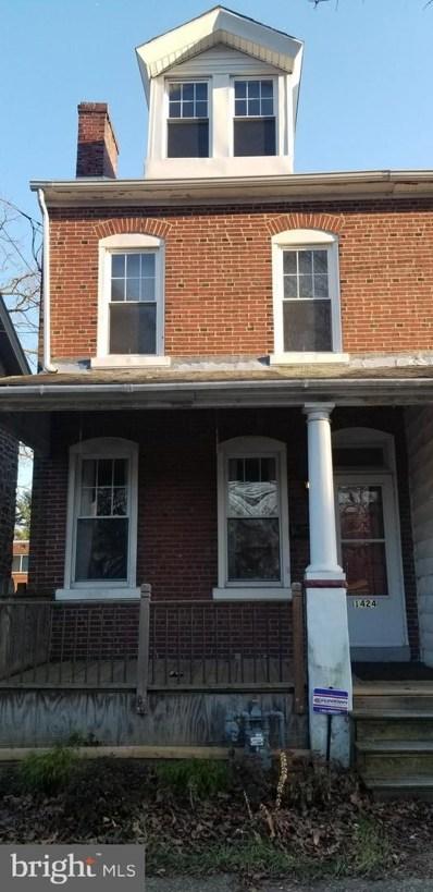 1424 Stanbridge Street, Norristown, PA 19401 - MLS#: PAMC607346